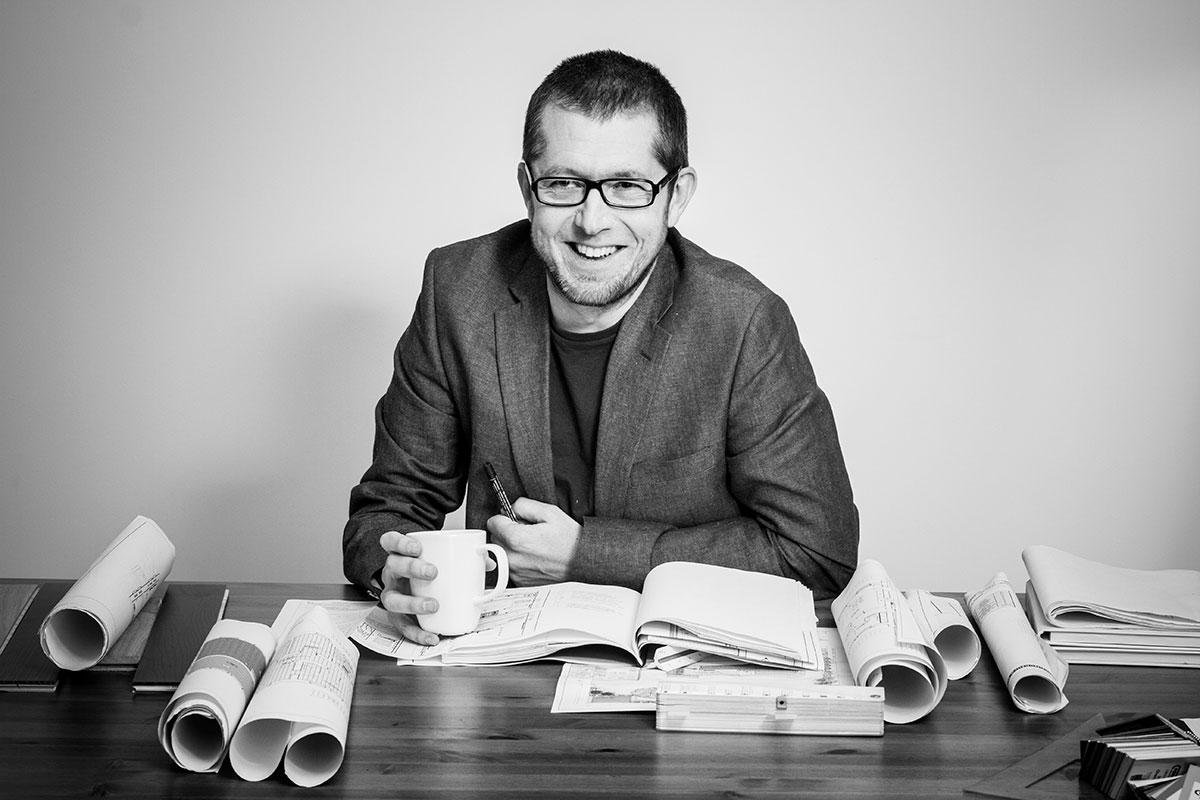 Michał Hoffmann – projektant i architekt wnętrz